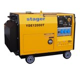 Generator curent Diesel Stager YDE12000T